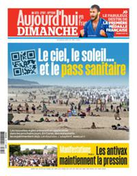 Aujourd'hui en France N° 210725