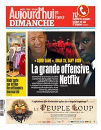 Aujourd'hui en France N° 211017