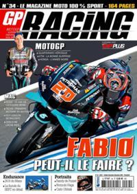 GP Racing N° 34