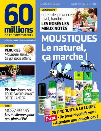 60 Millions de consommateurs (photo)