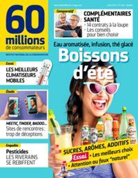 60 Millions de consommateurs N° 570