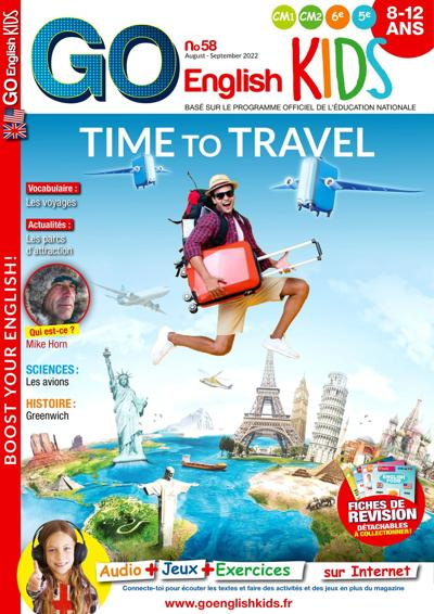 Go English Kids - N°42