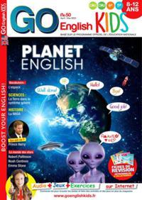 Go English Kids N° 50
