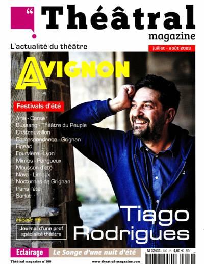 Théâtral Magazine - N°84