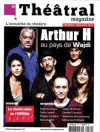 Théâtral Magazine N° 80