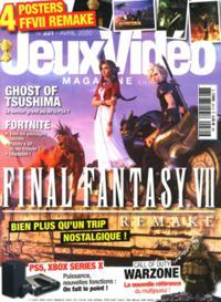 Jeux Vidéo Magazine N° 231