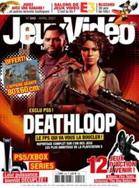 Jeux Vidéo Magazine N° 243