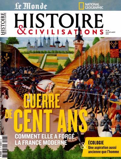 Abonnement magazine Histoire et civilisations