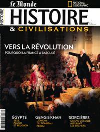 Histoire et civilisations N° 69