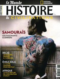 Histoire et civilisations N° 72
