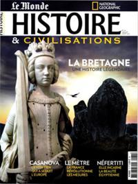 Histoire et civilisations N° 74