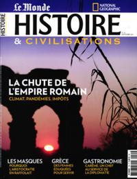 Histoire et civilisations N° 75