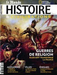 Histoire et civilisations N° 76