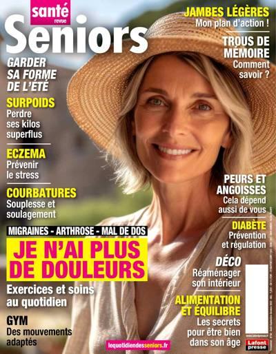 Abonnement Santé revue senior