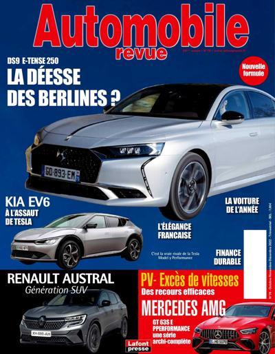 Abonnement magazine Automobile Revue