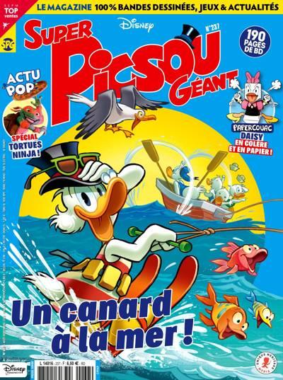 Abonnement magazine Super Picsou Géant