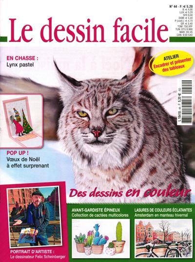 Magazine Le Dessin Facile En Abonnement
