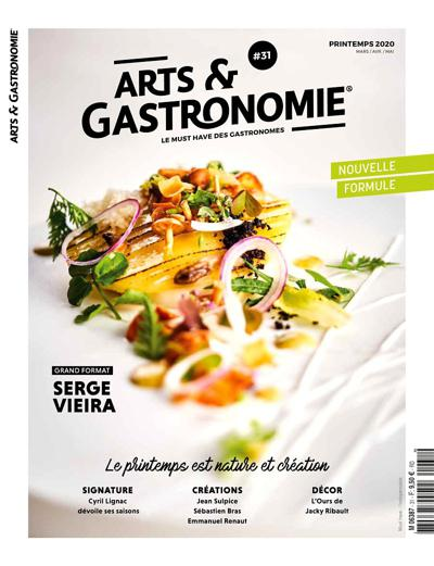 Abonnement ART & GASTRONOMIE