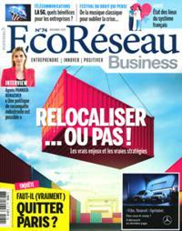 EcoRéseau Business N° 74