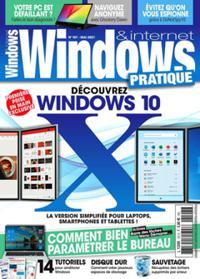 Windows et Internet Pratique N° 107