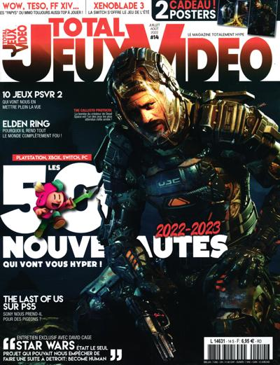 Total Jeux Video - N°1