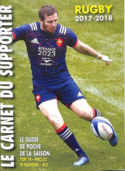 Abonnement Carnet du supporter Rugby null null (photo)