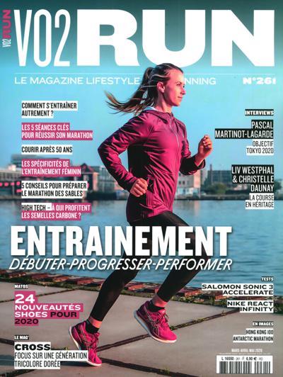 Abonnement Vo2 Run in live
