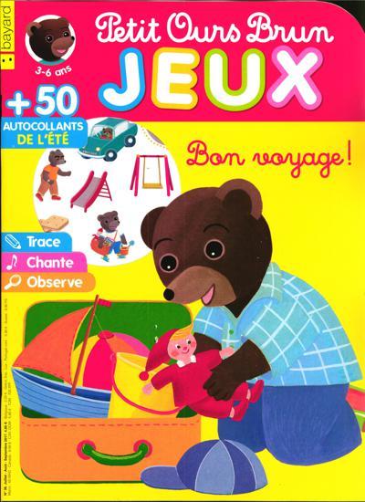 Petit Ours Brun Jeux - N°47