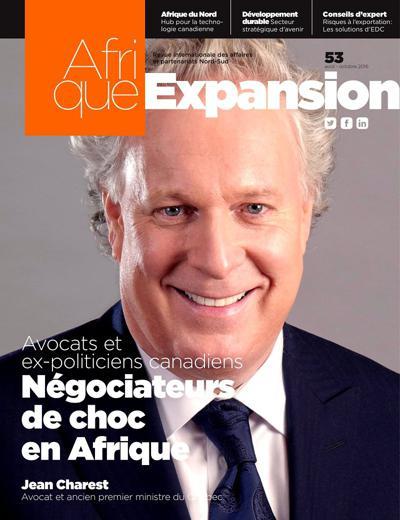 Afrique Expansion Magazine (photo)