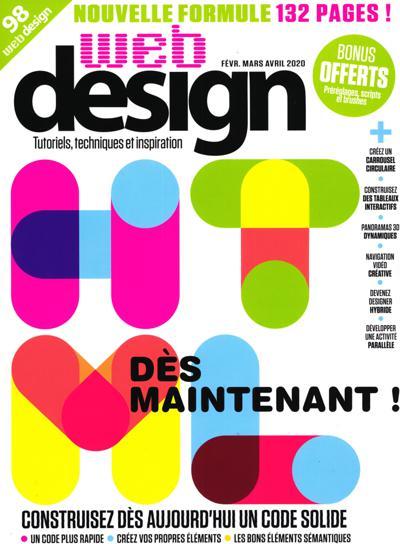 Abonnement Web Design