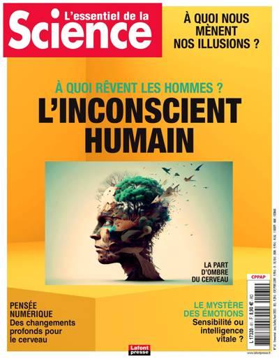 Abonnement magazine L'Essentiel de la science