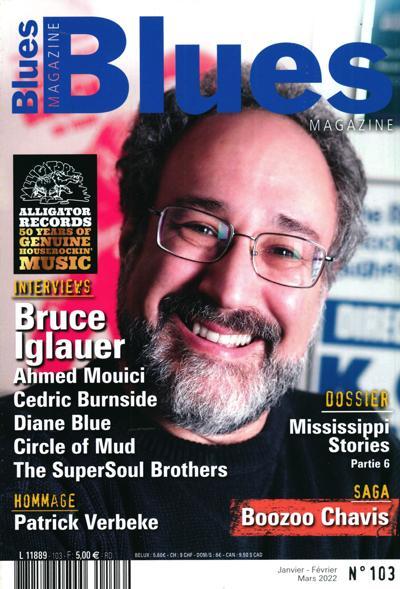 abonnement magazine blues magazine pas cher viapresse. Black Bedroom Furniture Sets. Home Design Ideas