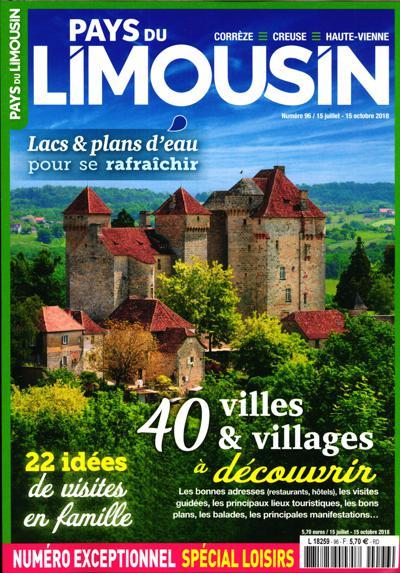 Abonnement Pays Du Limousin