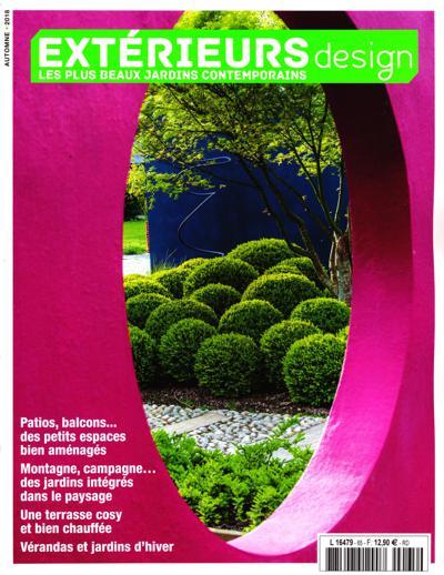 Extérieurs Design Magazine (photo)
