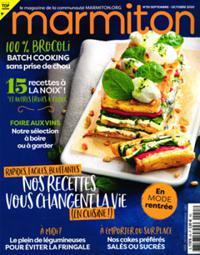 Marmiton Magazine N° 55