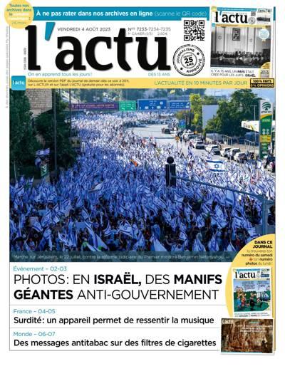 Abonnement L'ACTU