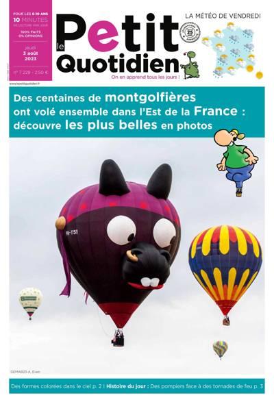 Le Petit Quotidien - N°6335