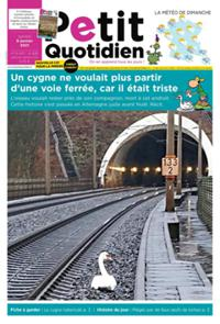 Le Petit Quotidien N° 6427