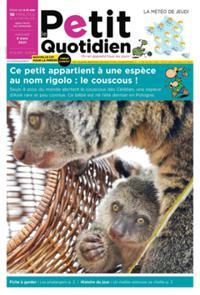 Le Petit Quotidien N° 6472