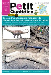 Le Petit Quotidien N° 6525