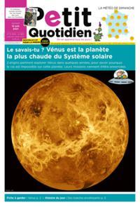 Le Petit Quotidien N° 6559