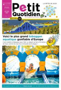 Le Petit Quotidien N° 6598