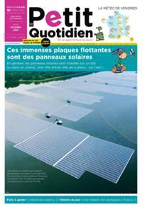 Le Petit Quotidien N° 6599