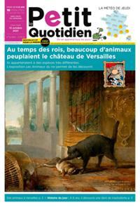 Le Petit Quotidien N° 6664