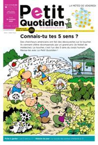 Le Petit Quotidien N° 6665