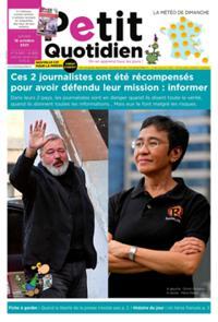 Le Petit Quotidien N° 6667