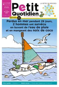 Le Petit Quotidien N° 6669