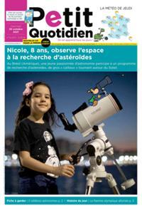 Le Petit Quotidien N° 6670