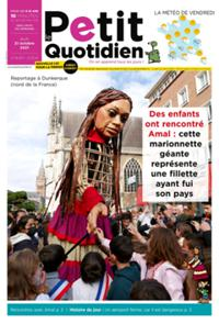 Le Petit Quotidien N° 6671
