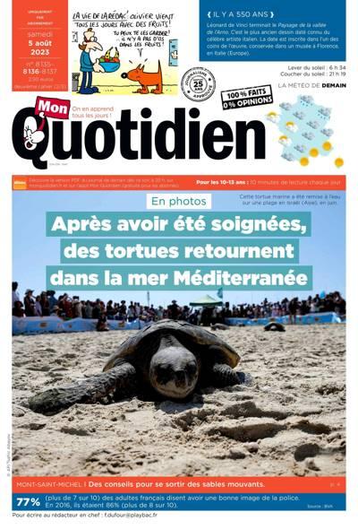 Mon Quotidien (photo)